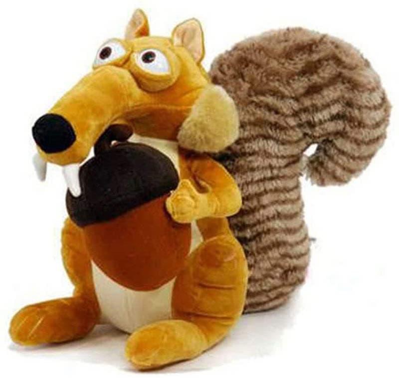 squirrel stuffed animal toy