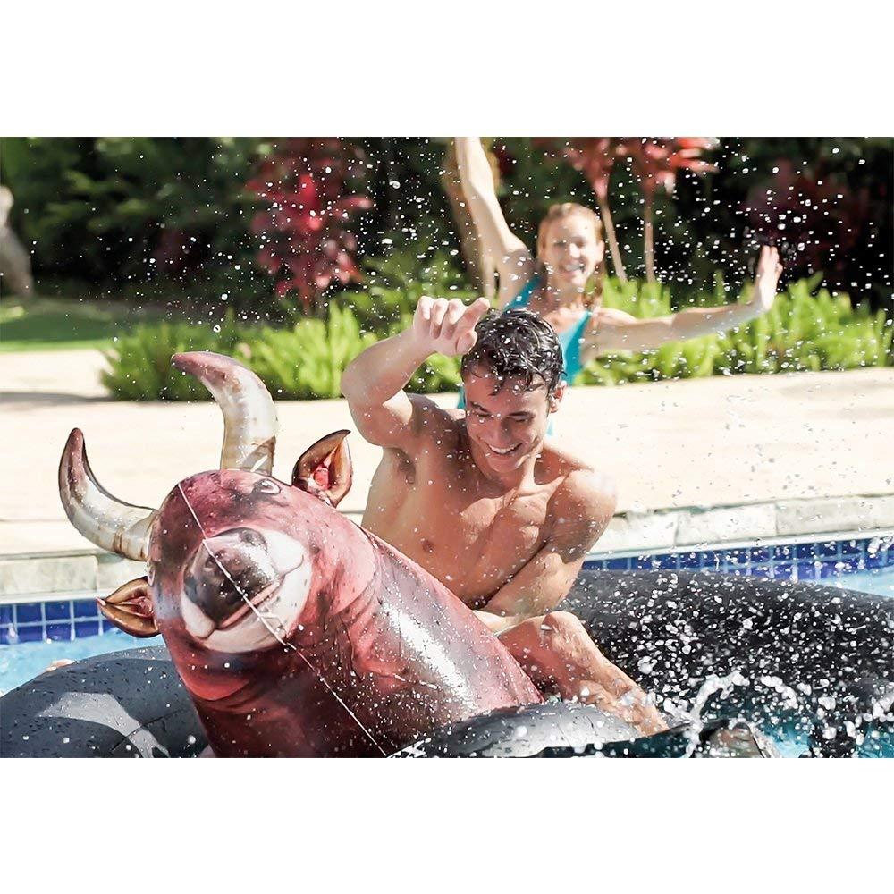 Inflatable Pool Bull