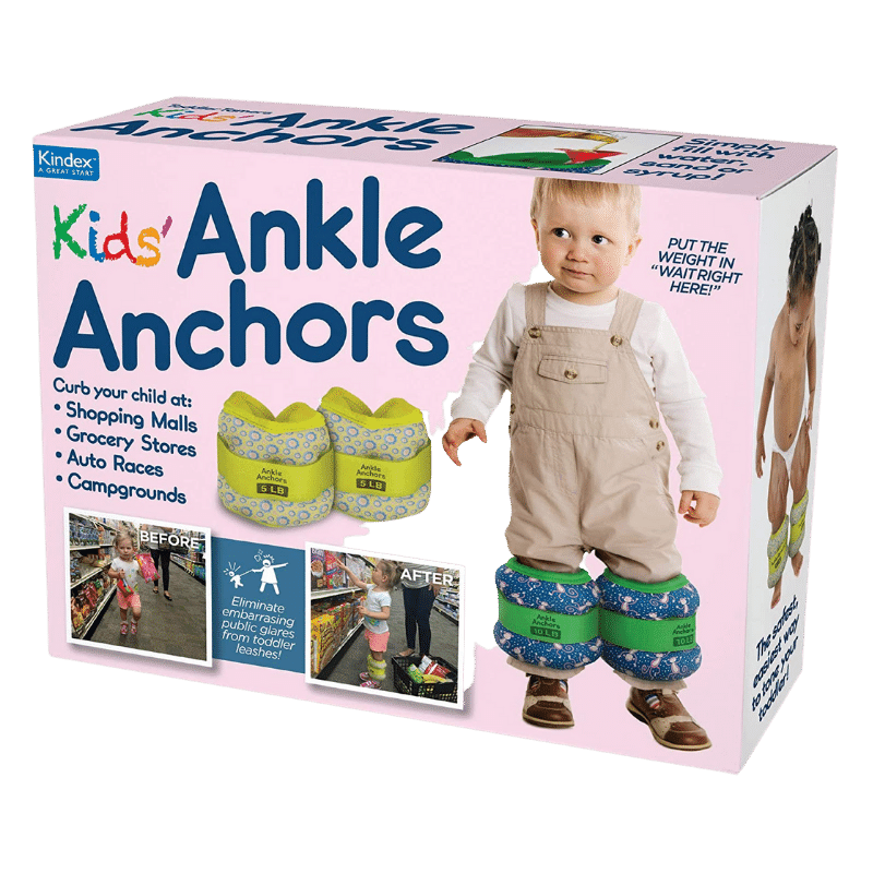 ankle anchors for kids