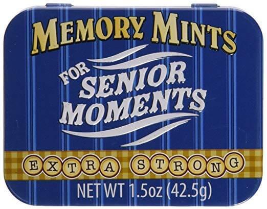 Memory mint tin