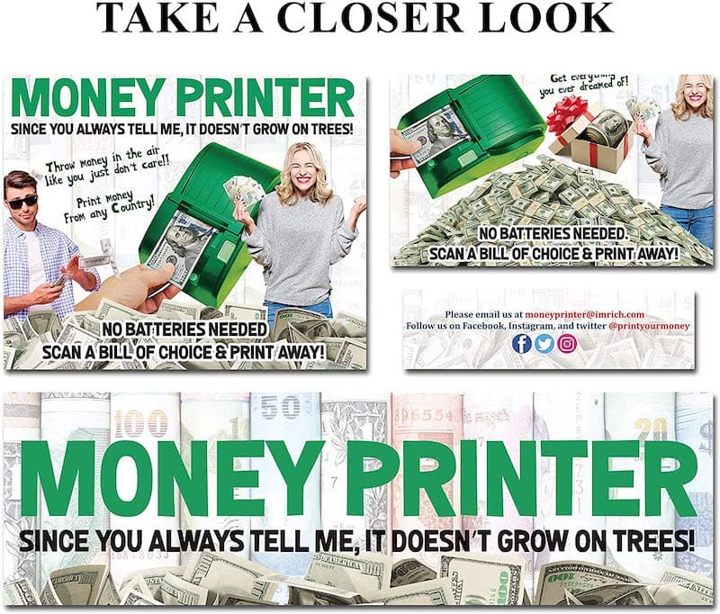 The Cash Money Printer 1