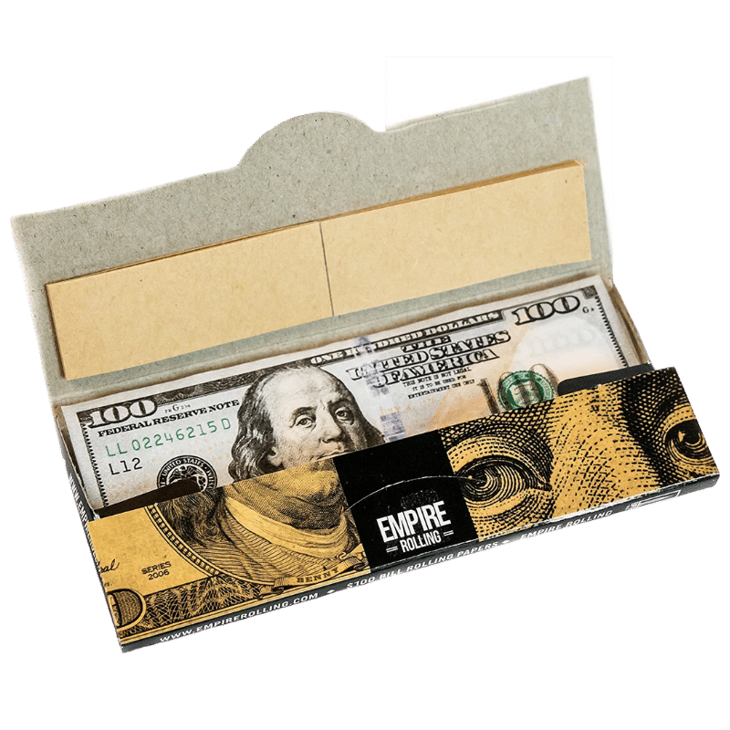 money rolling papers