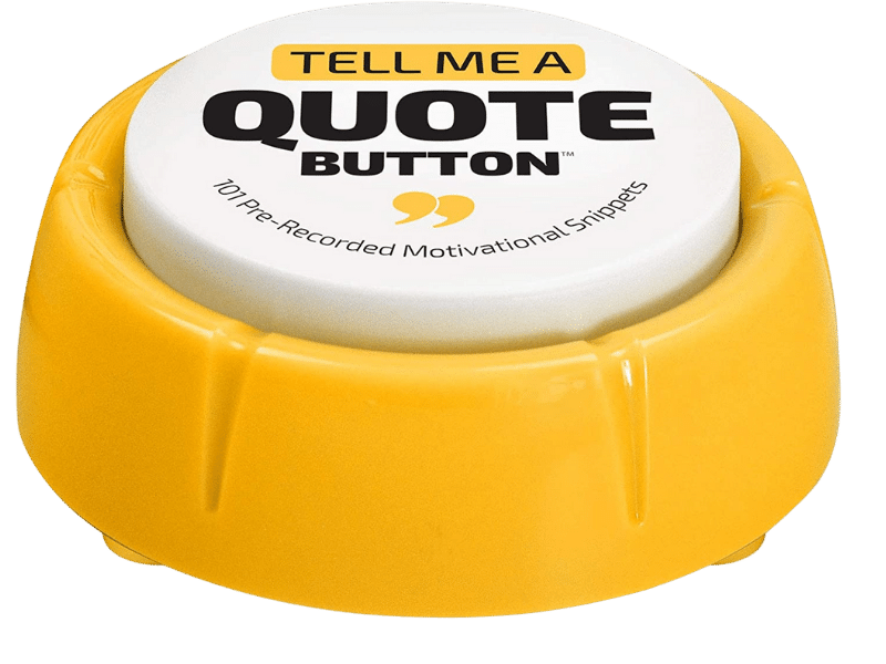 The Motivational Quotes Button 9