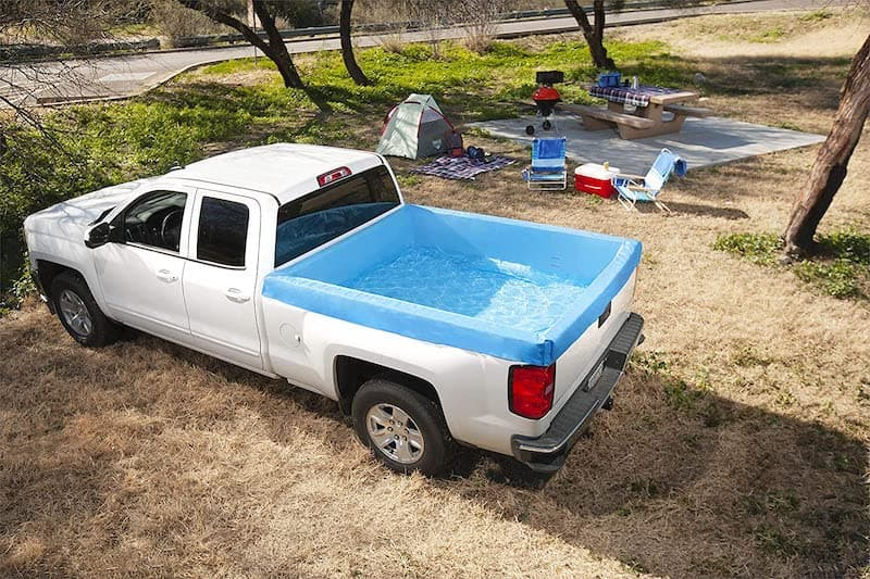 The Truck Bed Pool 1
