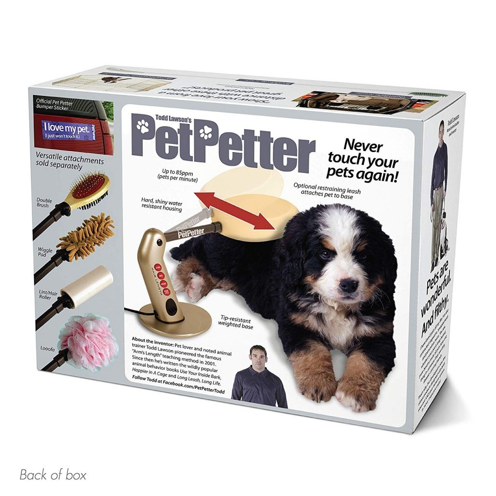 The Pet Petter 1