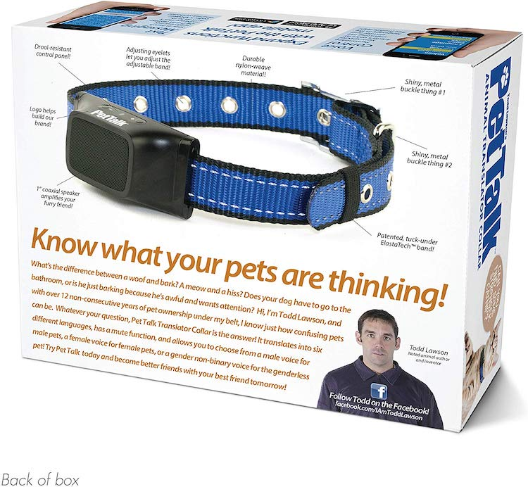 The Pet Translator Device 4
