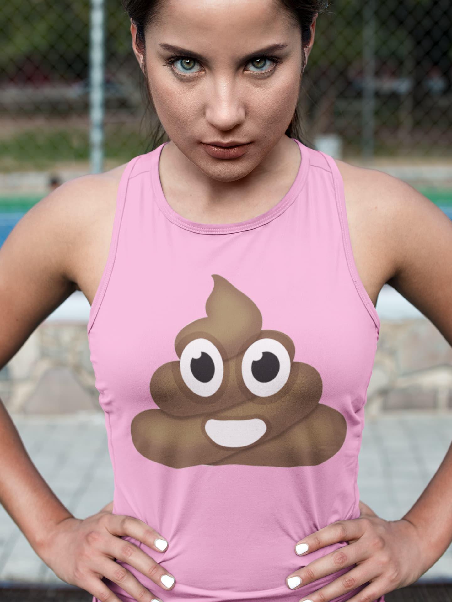 The Poop Emoji Cake 2