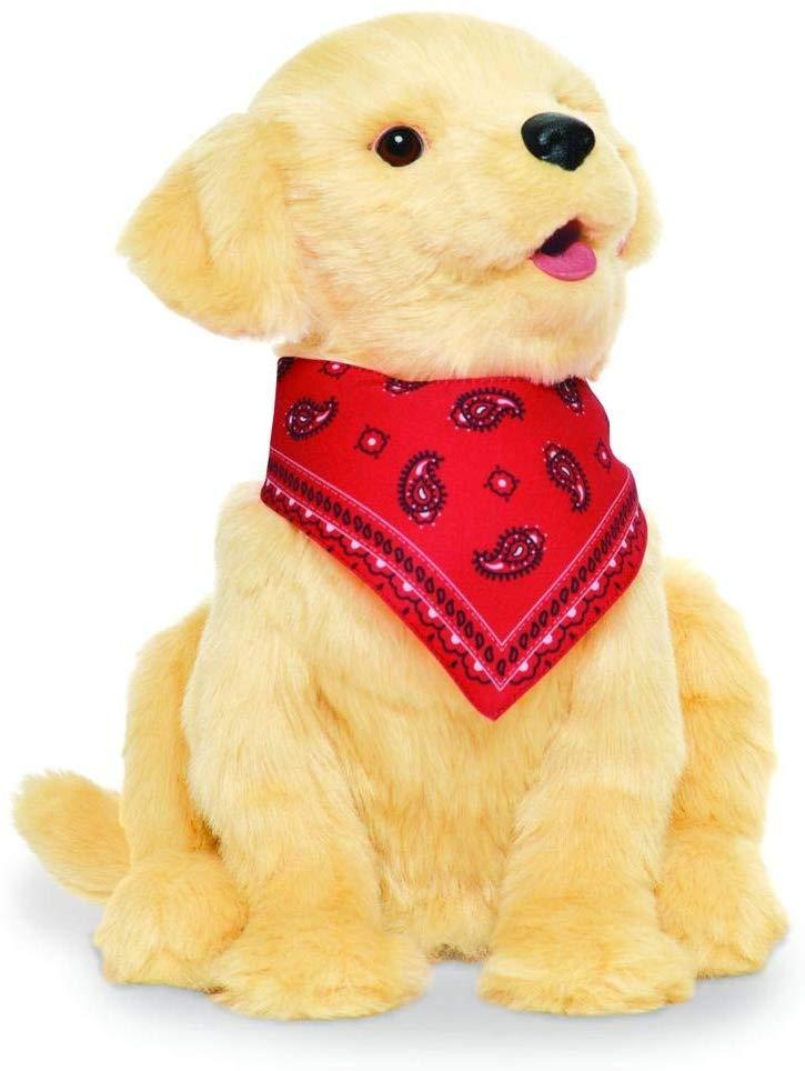 Lifelike Puppy Companion – A Realistic Furry Dog Friend