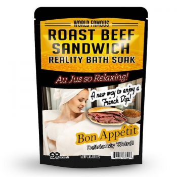 roast beef sandwich bath