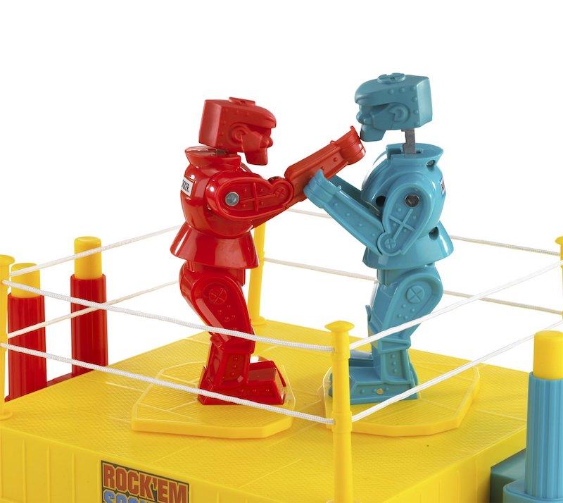 Rock 'Em Sock 'Em Robots 10