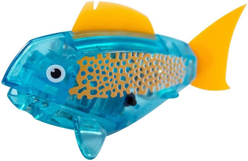 The Robotic Pet Fish 1