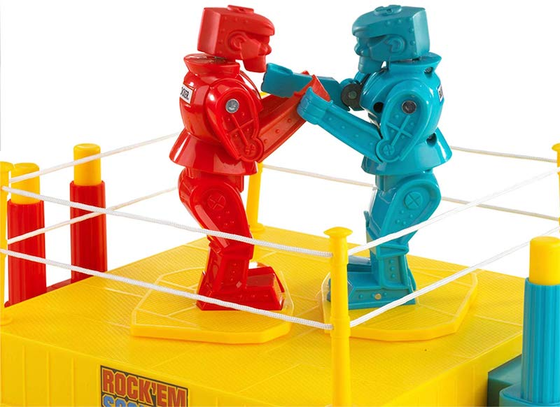 Rock 'Em Sock 'Em Robots 7