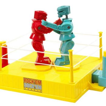 rock 'em sock 'em robots toy game