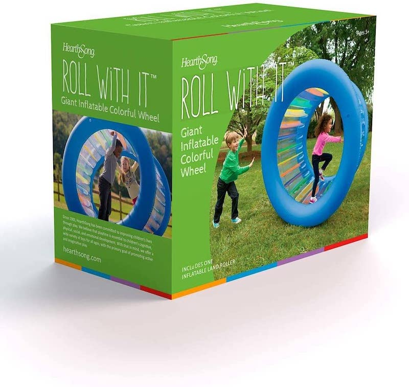 the hamster wheel for kids