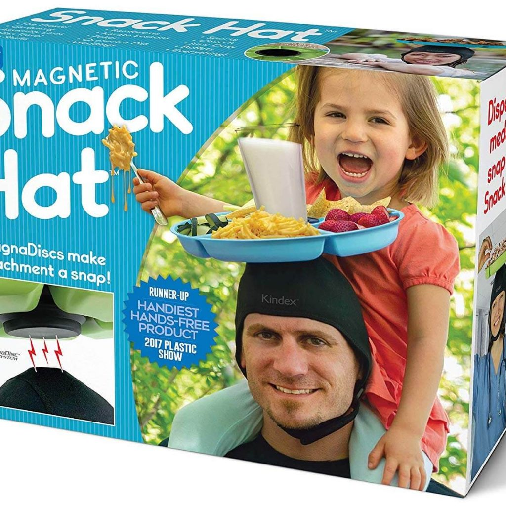 The Best, Funniest Joke Gift Box Prank – Snack Hat