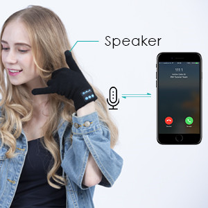 Bluetooth Gloves 5