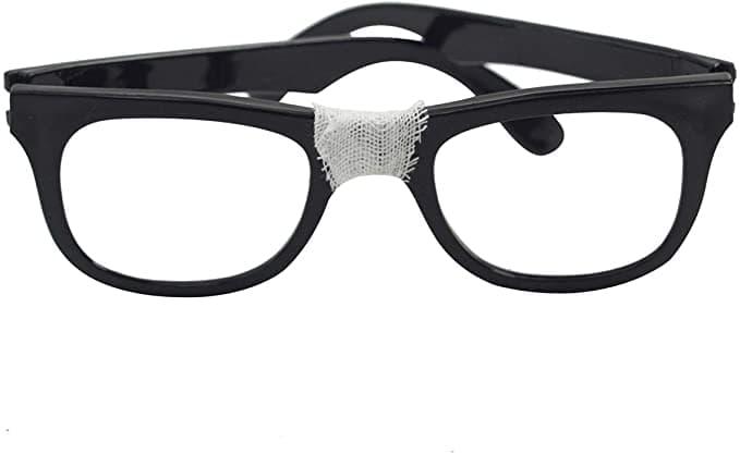 nerd kit nerdy glasses