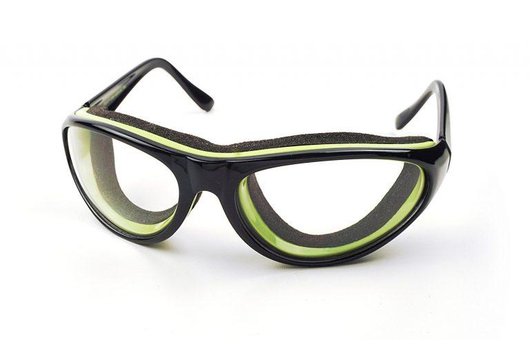 sealed eyewear for kitchen odors