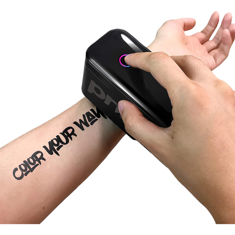 the best temporary tattoo printer