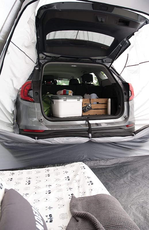 The SUV Tent 6
