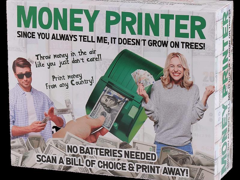 The Cash Money Printer 7