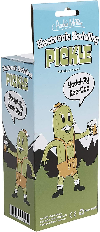 yodel pickle