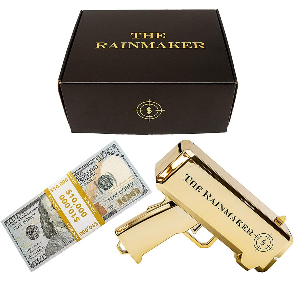 The Rainmaker Cash Gun