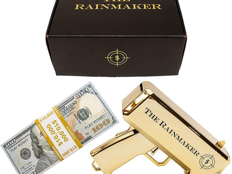 The Rainmaker Cash Gun 8