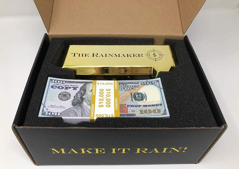 The Rainmaker Cash Gun 4