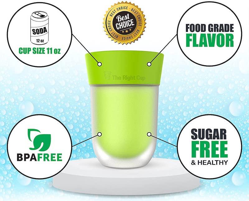 brain tricking flavor cup