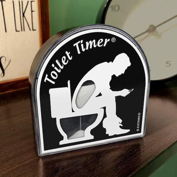 The Toilet Timer 7