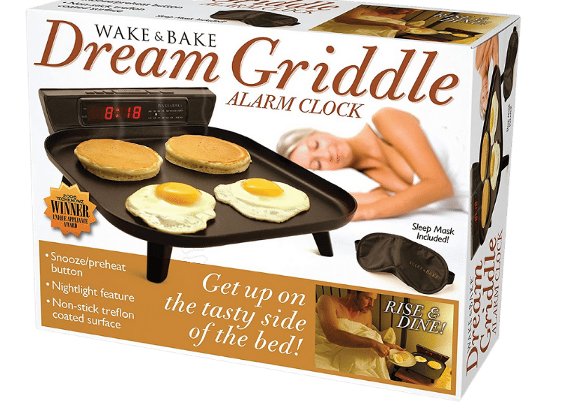 The Wake & Bake Griddle 6