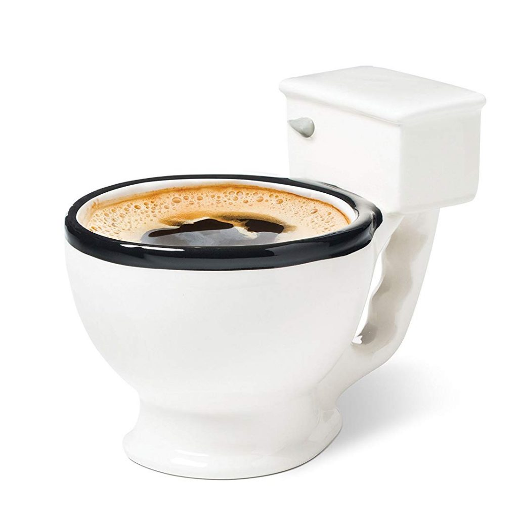 novelty ceramic mug