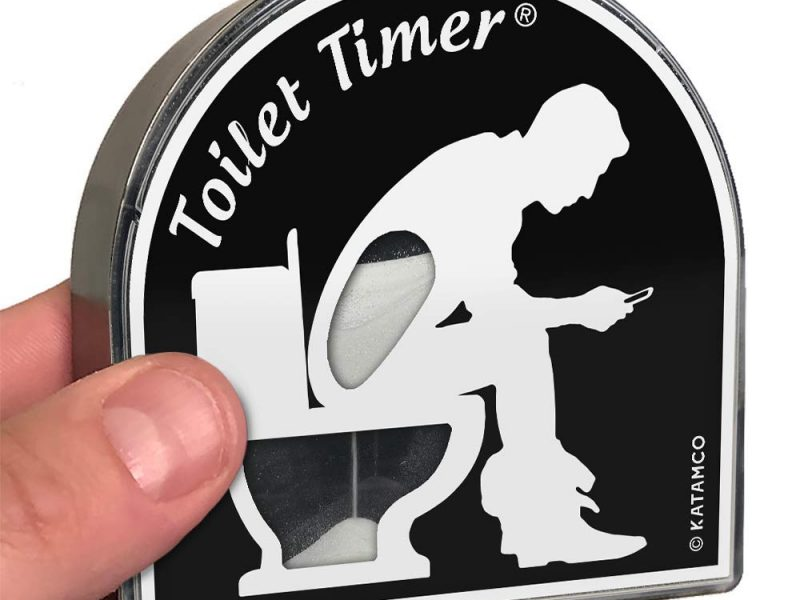 The Toilet Timer 8