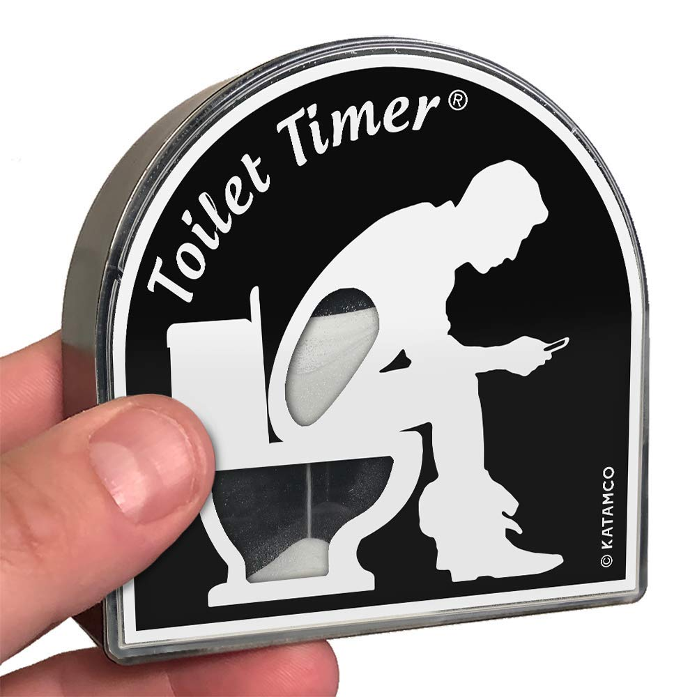 the toilet timer official