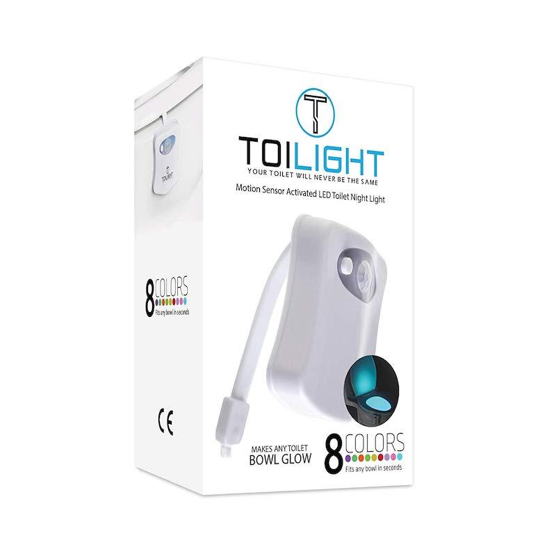The Toilet Night Light
