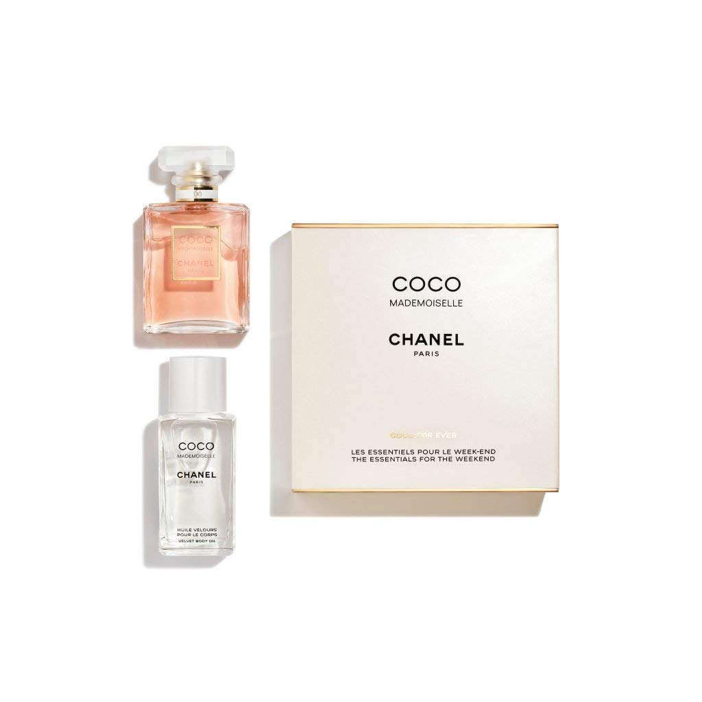 chanel travel set for women