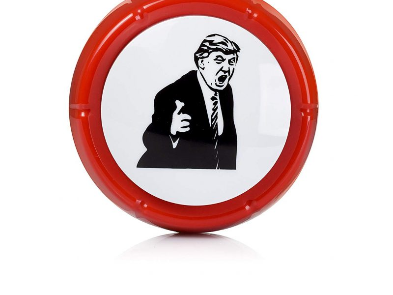 The Donald Trump, You're Fired Button 11