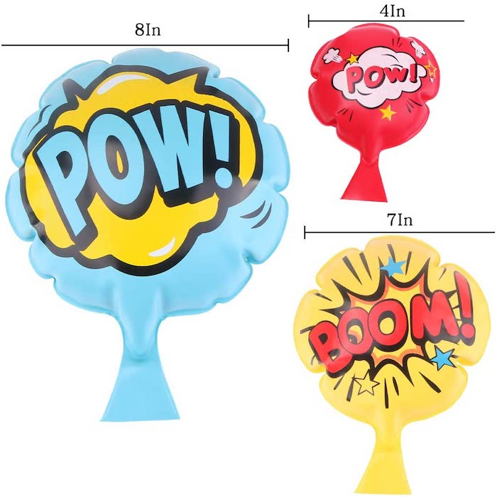 whoopee cushion sizes
