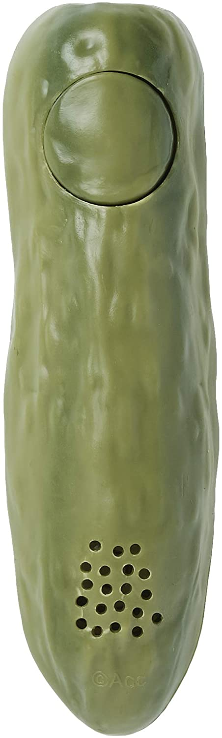 the pickle that sings